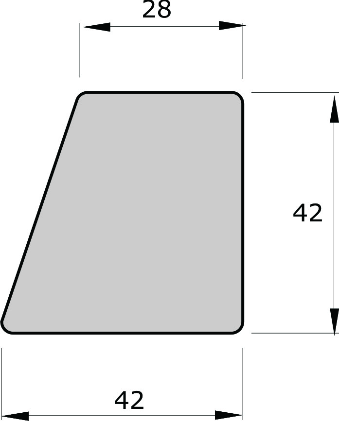 RSFLKTDSSS4242-Solar-Batter-Half-Parallelogram