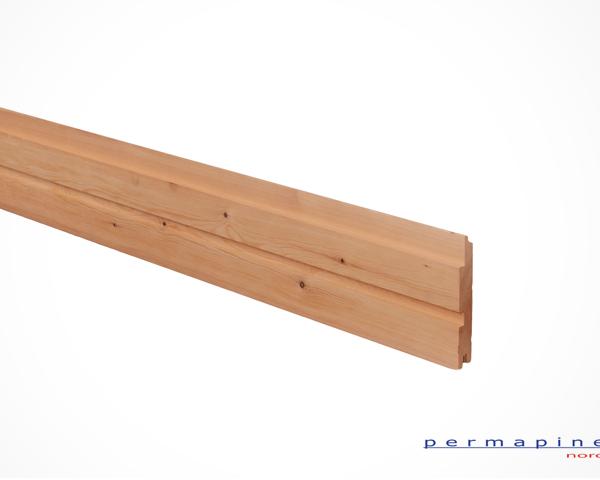 Permapine-401-TwinChannel-Cladding-140x19mm